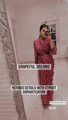 Designer Salwar Suits, Pakistani Bridal Dresses, Bridal Makeup, Dresses With Sleeves, Diy Crafts, Saree, Long Sleeve, Fashion, Moda