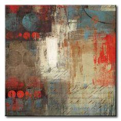 32_PA384_A _ Advice II / Cuadro Abstracto, Sensaciones y Color