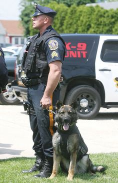 51st Annual Police Memorial Service in Pennsville | NJ.