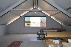 O sótão é um loft que tem os ambientes integrados semelhante ao conceito de decoração americano. (Foto: Adriano Fernandes)