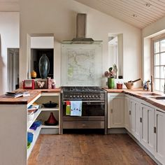 Kitchen units   Step inside this beautifully renovated Stirlingshire new-build   housetohome.co.uk