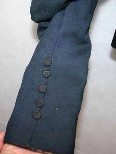 Sleeve detail .. Edwardian blouse