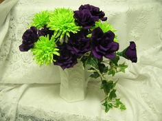 St-Jude's handmade paper flowers and wedding