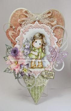 Inky Angel: Thank You Tilda Wall Hanging ~ Tilda with Fantasy ...