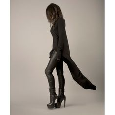 Helanca cu coada Woman Face, Knee Boots, That Look, Female Faces, Portrait, Heels, Shots, Outfits, Fashion