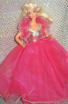 1991 Moonlight Rose Barbie