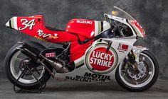 Kevin Schwantz Joins The List Of Legends - Classic Motorbikes Suzuki Motos, Suzuki Bikes, Suzuki Motorcycle, Suzuki Gsx, Racing Motorcycles, Motorcycle Design, Gp Moto, Kevin Schwantz, Sportbikes