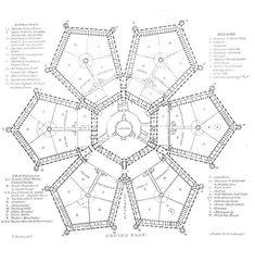 1821 - Millbank Prison - London