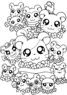 chibimaru coloring pages - photo#26