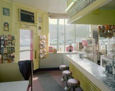 Stephen Shore, Texas Hots, 2693 South Park Avenue, Lackawanna, Pennsylvania, October 25, 1977