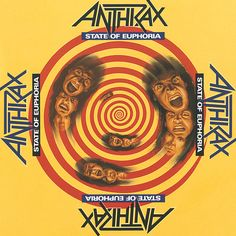 anthrax album covers - Google Search