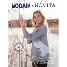 Moomin x Novita Moomin valleys favourite knits cover