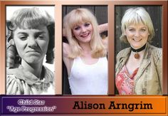 Alison Arngrim - Little House on the Prairie