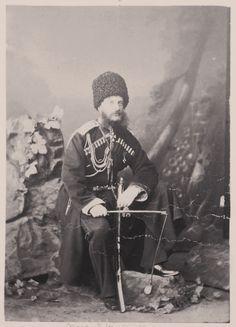 """Grand Duke Mikhail Nikolaevich Romanov of Russia. """"AL"""""""