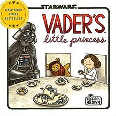 9781452118697 vaders little princess norm 1 Review: Star Wars: Vaders Little Princess