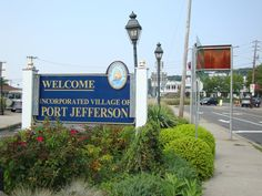 Port Jefferson, NY Is home to an abundance of small businesses.