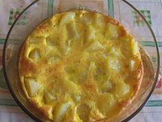 Ricetta Portata principale : Frittata di patate al forno da Roberto60t