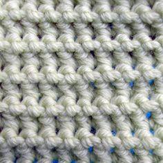 patrones de crochet, ganchillo video tutorial cómo hacer punto los patrones de ganchillo