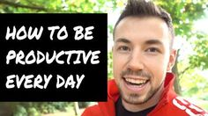 PERFECTING Your Morning Productivity in 2 Minutes Check out the first video in our productivity series, where we talk about getting your day off to the best