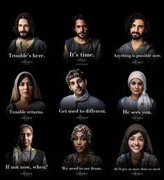 Life Of Jesus Christ, Jesus Christ Images, Jesus Lives, Matthew 22 14, Jesus Movie, Choose Quotes, Best Tv Series Ever, Because He Lives, Healing Words
