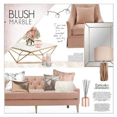 """""""Untitled #579"""" by valenouladls ❤ liked on Polyvore featuring interior, interiors, interior design, home, home decor, interior decorating, Nuevo, Diane James, Dana Gibson and Gabby"""