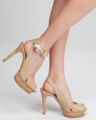 Nude heels. I need some