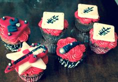 Cup cakes rock