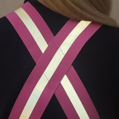 leuchtweste-sicherheitsweste-warnweste-damen-pink-naht Pink, Fashion, Bicycling, Kleding, Women's, Moda, Fashion Styles, Pink Hair, Fashion Illustrations
