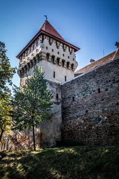 Potters Tower   Sibiu, Romania