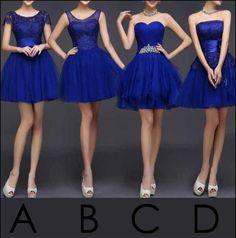 Royal Blue Bridesmaids Dresses ,purple Short Bridesmaids Dresses cheap bridesmaid dresses under 50 - Bridesmaid Dresses Blue Bridesmaid Dresses Short, Bridesmaid Dresses Plus Size, Cheap Prom Dresses, Dresses Dresses, Party Dresses, Homecoming Dresses, Custom Dresses, Wedding Dresses, Royal Blue Bridesmaids