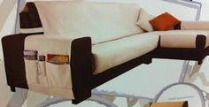 Risultati immagini per copri divano con penisola