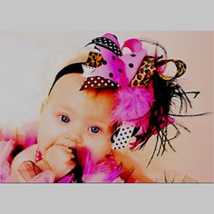 My girls will have a whole collection of elaborate bows! If I ever have a girl, @Kes Kyn will be BUSY ;)