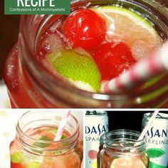The Perfect Shirley Temple Recipe for Sparkling Family Moments – Confessions of a Mommyaholic