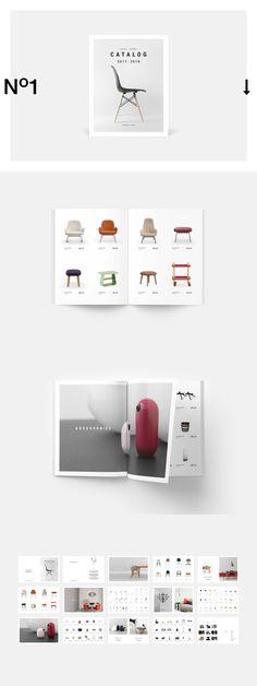 New Design Cover Catalogue Inspiration Ideas Layout Design, Design De Configuration, Portfolio Design, Furniture Brochure, Furniture Ads, Furniture Refinishing, Furniture Outlet, Furniture Stores, Unique Furniture