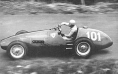 F Alberto Ascari Ferrari  O Alemanha  Ferrari Racing Ferrari F F Racing