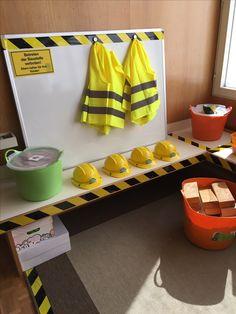 Meine Baustelle im Kindergarten