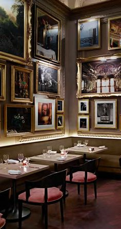 Berners Tavern at the London Edition Hotel by Yabu Pushelberg