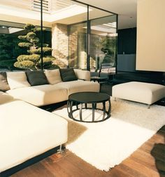 Minimalist Japanese Living Room Interior Style Check more at http://www.wearefound.com/minimalist-japanese-living-room-interior-style/