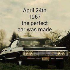 Keep calm and love Chevrolet Impala 1967 Chevrolet Impala 1967, Impala 67, Matt Cohen, Supernatural Wallpaper, Supernatural Tv Show, Supernatural Bunker, Jared Padalecki, Misha Collins, Dean Winchester
