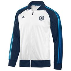 Adidas Chelsea FC Core Track Top - Nice Way to Start A Collection 265e5e37203dd