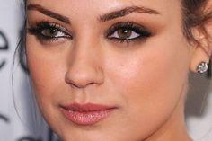 Makeup Ever por Paula Silveira: Mila Kunis e seus olhos de gata!