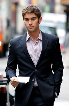 My hubby Chase Crawford