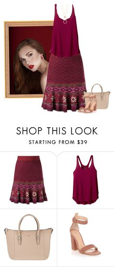 """""""Untitled #2129"""" by gilce-klain ❤ liked on Polyvore featuring beauty, Cecilia Pradomurion, prAna, Joop!, Gianvito Rossi and Kate Spade"""