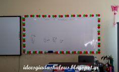Ιδέες για δασκάλους:Καραμελοκορνίζα για τον πίνακα της τάξης!