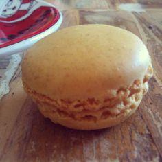 Macaron passion fruit ❤
