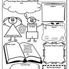 This poster is a fun way to have your grade 3 students reflect on their school year: The following download includes:   1 - 11 x 17 poster (English...