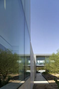 Desert City House by Marwan Al-Sayed Architects