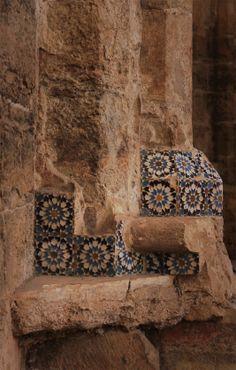 MOORISH TILES IN COIMBRA