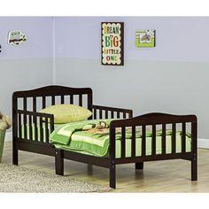 Dream On Me Classic Design Toddler Bed 624 E,    #Dream_On_Me_624_E