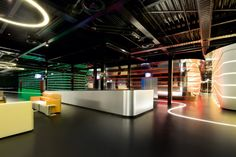 Supernova conference area by Liong Lie Architects, Utrecht – The Netherlands » Retail Design Blog